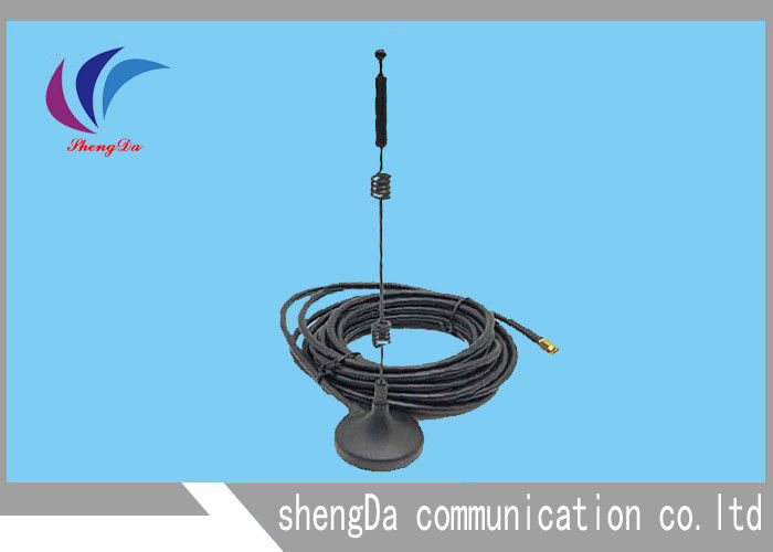 Three Netcom GSM CDMA Antenna Sucker Router ประเภท Wifi พร้อม Double Springs ผู้ผลิต